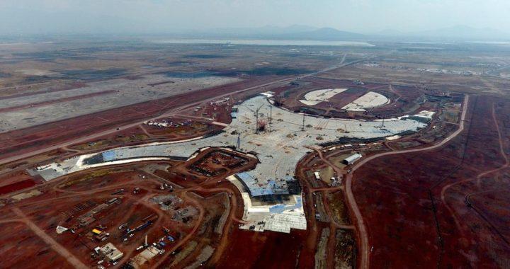 Ofrece postura El Consejo Coordinador Empresarial sobre la cancelación aeropuerto de Texcoco.