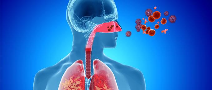 En temporada de invierno aumentan en 70 por ciento las enfermedades respiratorias en niños.